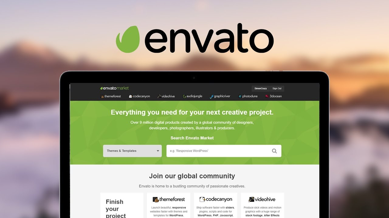 Envato Market Popular WordPress Themes & Their Features. Is Envato Market Really Inexpensive?